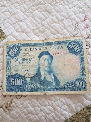 monedas billetes pesetas