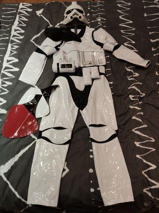 Disfraz Star Wars (soldado)