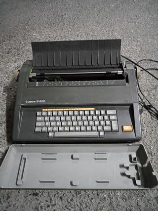 Máquina de escribir eléctrica CANON
