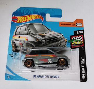 85 Honda city turbo II hot wheels