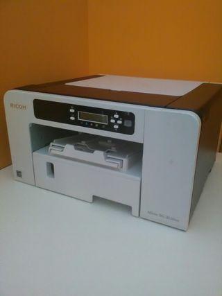 Impresora Sublimación Ricoh Aficio SG 3110DN
