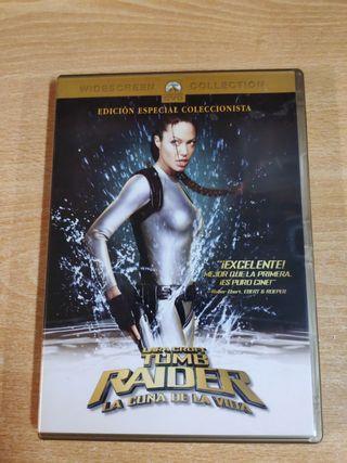 TOMB RAIDER:LA CUNA DE LA VIDA (DVD)