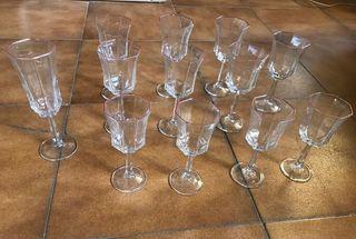 Copas cristal yoplait años 80