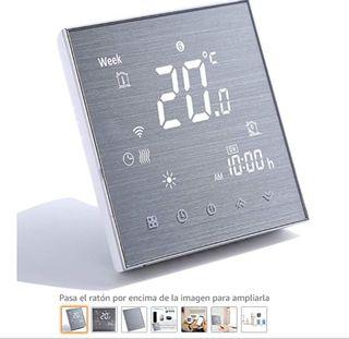 Termostato Wifi para calefacción individual