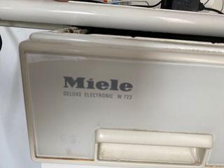 Lavadora Miele Deluxe Electronic W723