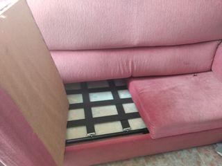 Sofá cama dos plazas