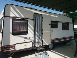 caravana burstner City 530tk