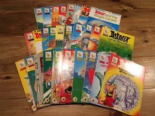 Comics Asterix Ingles