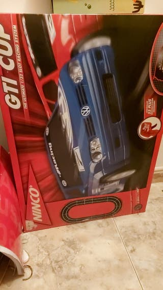 pista scalextric ninco gti cup