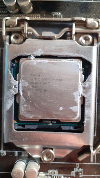 Procesador Core i7 2600k