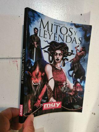 Mitos y Leyendas volumen II