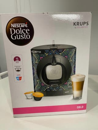 Cafetera dolce gusto krusp
