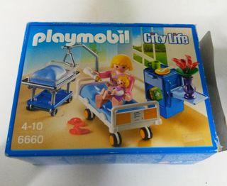 Playmobil. Hospital.