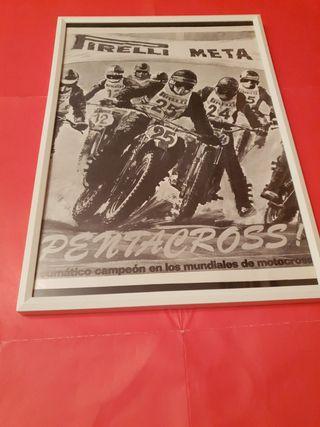 Montesa, Puch, Derbi Honda Bultaco, MZ, KTM cuadro