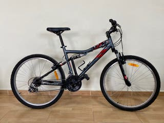 """Bici de montaña RockRider 26"""" doble"""