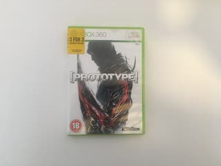 Prototype Xbox 360 - En Inglés
