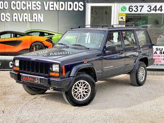 Jeep Cherokee LIMITED ¡CON 150.000km!