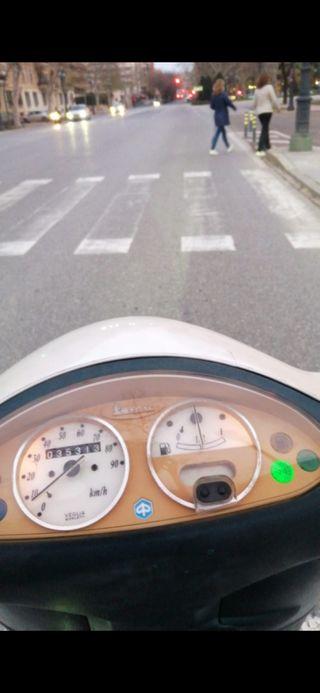 Vespa et 49cc