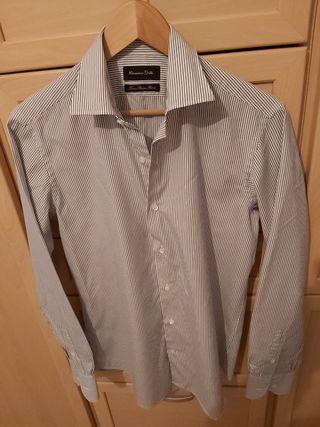 Camisa hombre t M Massimo Dutti