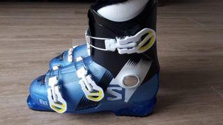 Botas de esquiar junior.