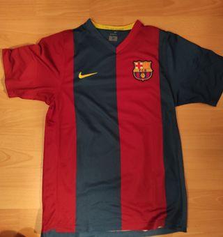 1a equipación FC Barcelona 2006-07