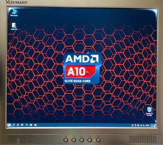 Sobremesa AMD A10 QC 4Gb de RAM