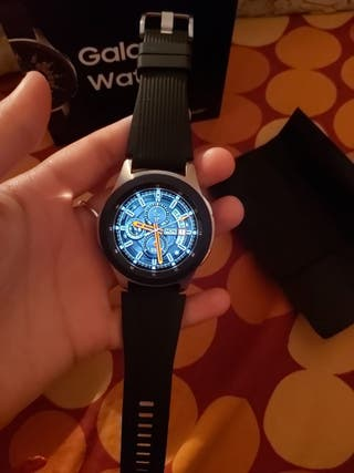 reloj táctil galaxy watch