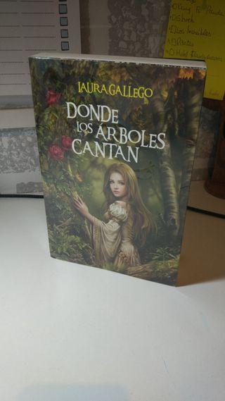 Donde los árboles cantan, de Laura Gallego García