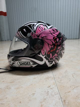 casco SHOEI XR1000 BUTTERFLY T- L