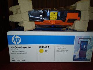 cartucho de tinta para impresora HP