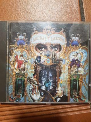 Cd Michael Jackson Dangerous