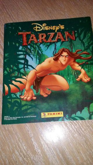 Colección completa TARZAN Panini