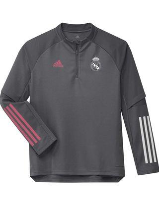 Chándal del Madrid rosa y gris