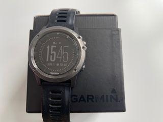 Reloj GPS Pulsometro Garmin Fenix 3 Zafiro HR