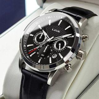 Reloj Hombre Classic Black LIGE