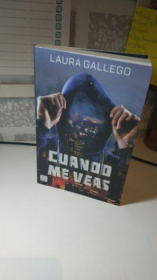 Cuando me veas, de Laura Gallego García