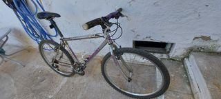 bicicleta talla M btt