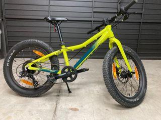 "Bicicleta niño Scott Roxter 20"" Plus"
