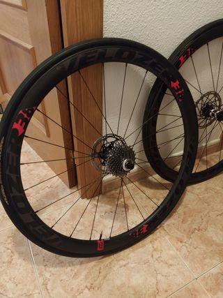 ruedas velozer- DT swiss