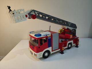 Camión de bomberos playmobil 9463