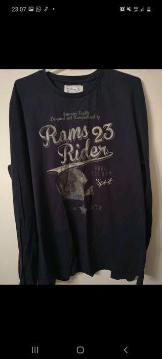 camiseta manga larga talla L Ramos 23 estado 9/10