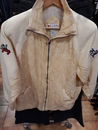 Chaqueta Vintage Silk