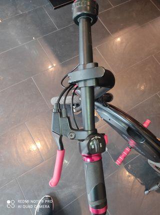 bicicleta eléctrica urbana 36v