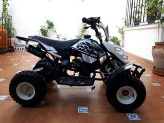 quad minimoto gasolina