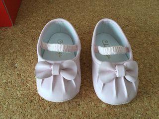 Zapatos niña talla 17,Charanga