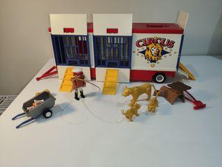 Caravana circo playmobil 4232