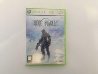 Lost Planet Xbox 360 - Version en Inglés