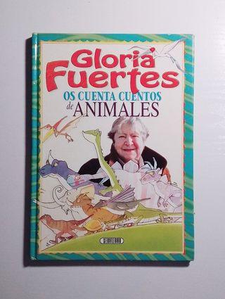 Gloria Fuertes os cuenta cuentos de animales