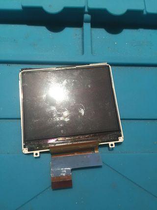 Pantalla con panel frontal para IPod Classic 160gb