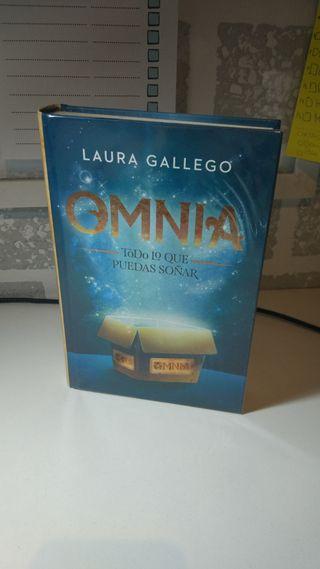 Omnia, de Laura Gallego Garcia